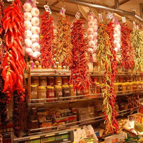 Markets in Seville