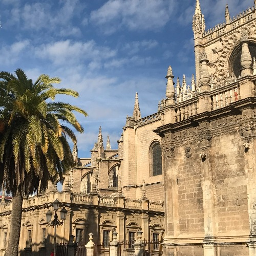 Cathedral Seville