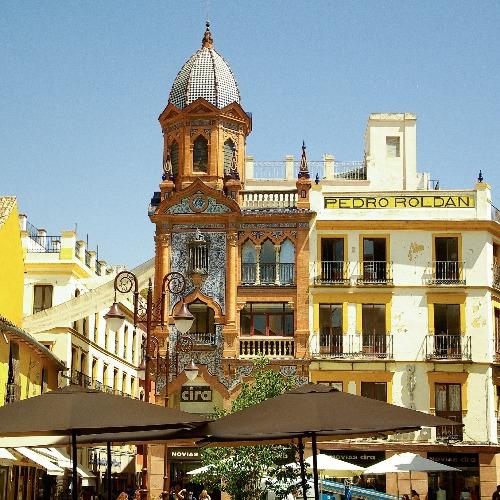 Seville neighborhoods