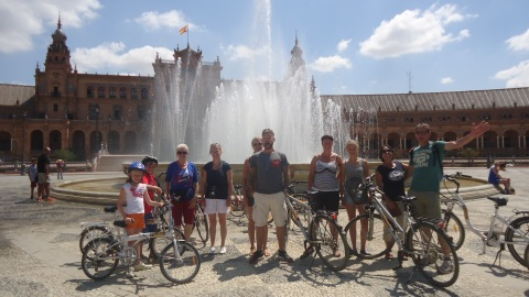 group travel in Andalusia